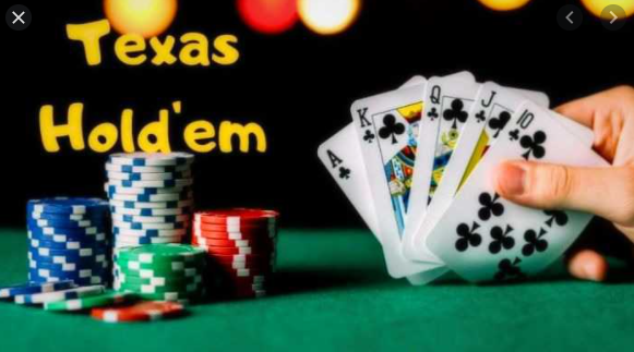 Syarat Agen Texas Holdem